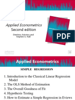 Chapter 03 - Simple Regression