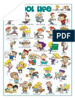 School Life Picture Dictionary2 Picture Dictionaries 57950