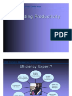 Productivity and Work Habits