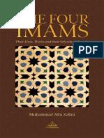 The Four Imams - Muhammad Abu Zahra.pdf