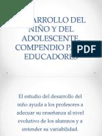 2. Desarrollo Del Niño y Del Adolescente