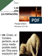 21 Jul 2013 La Doctrina Sustitucion Laexpiacion