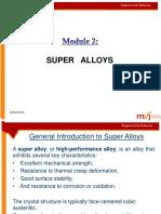 MODULE 2 super alloys.pptx