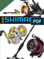 Shimano 2010 Catalog