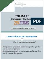 ZIEMAX+-+COMPARAR+Y+CONTRASTAR