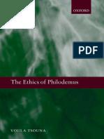 Voula Tsouna - The Ethics of Philodemus (2008, Oxford University Press, USA).pdf