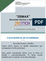 ZIEMAX+-+Recordar+hechos+y+detalles