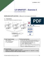 Grafcet Exercice