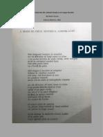 Matei Visniec Selectie Poezii