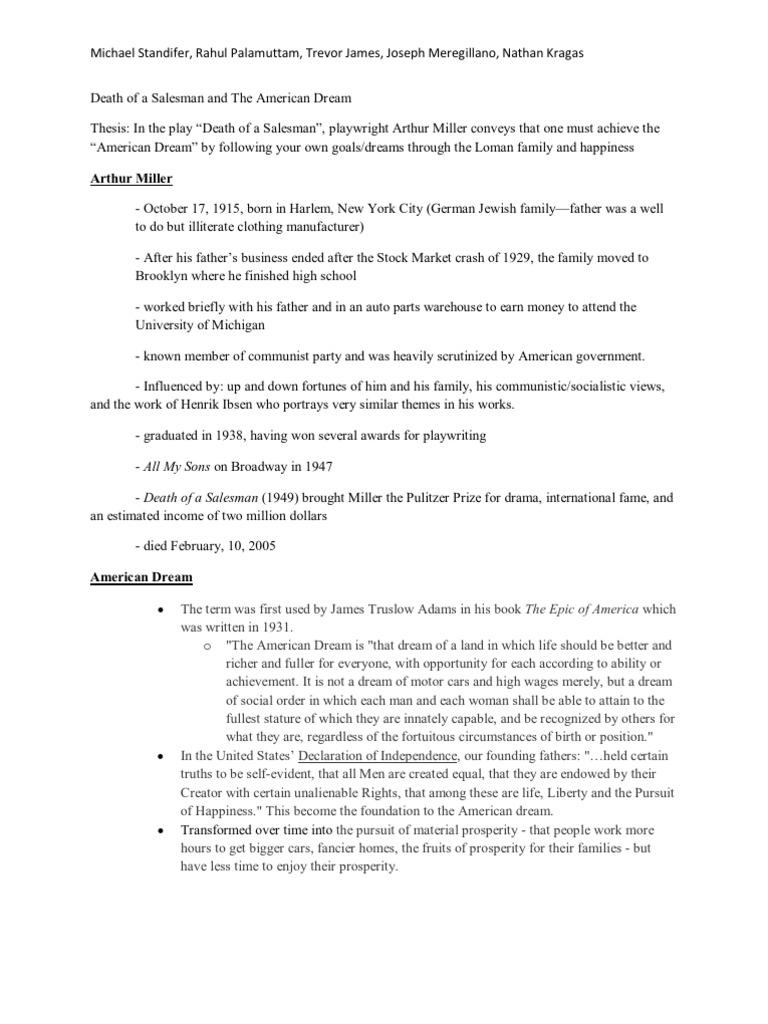 Essay mccarthyism
