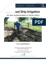 ANDERSSON 2005 Low Cost Drip Irrigation On Farm Implantation in South Africa.pdf
