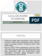 GULLAIN BARRE SYNDROME.pptx