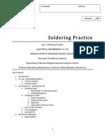 Lab 1 Soldering PCBs 2.1