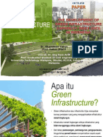 OUTLINE_Paper the Development of Green Infrastructure Capability Index (GICI)