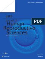Journal of Human Reproductive Sciences
