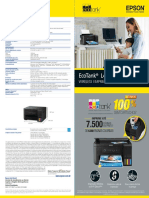 Epson L4150 Multifuncional