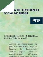 Política de assitêncial social no Brasil