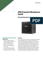 HP Microserver G10