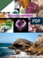 1- Rochas e Minerais