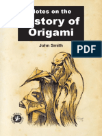 eBook 01 Notes on the History of Origami