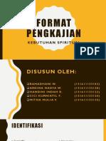 Format Pengkajian