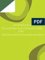 FOSS Consultation Report for VCS