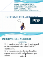 AUDITORIA INFORMES 2018