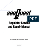Seaquest Regulator Service