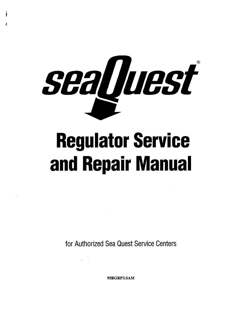 Seaquest Regulator Service