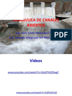 1. Introduccion a La Hidraulica de Canales Abiertos