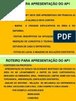 Iul - Roteiro Ap1 - 2016