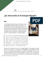¿Es Jesucristo El Arcángel Miguel_ – 4Jehovah (Jehová)