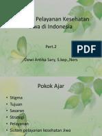 Bahan ajar 2 Program Pelayanan Kesehatan Jiwa di Indonesia.pptx