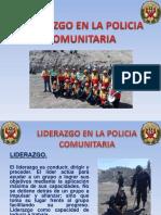 LIDERAZGO EN LA POLICIA COMUNITARIA.pptx