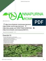 Essential Oil _ Annapurna Aroma.pdf