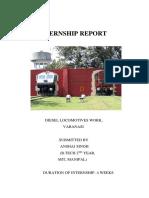 DLW 4 weeks internship report.docx