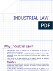 Industrial Law in India