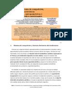 El Boxeo; Sistema de Competición, Caracterrísticas Fisiológicas y Hábitos Dietético-nutricionales