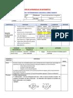 SESIÓN DE APRENDIZAJE DE MATEMÁTICA DETERMINAMOS CONJUNTOS.docx