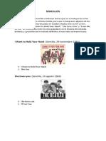 Discografia Los Beatles