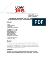 84-96 Toyota 2WD Pickup 325 x 32 FSL Instructions[1]