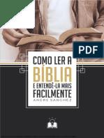 Metodo Como Ler a Biblia e Entendela Mais Facilmente 3 Edicao