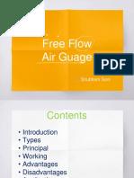 Free Flow Air Guage
