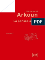 Mohammed Arkoun - La pensée arabe.epub