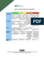 Rúbrica Para Evaluar Un Informe Escrito3