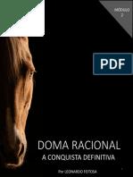 Doma Racional a Conquista Definitiva - Módulo II