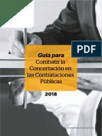 Guía de Libre Competencia en Compras Públicas