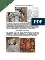 Como surgió el renacimiento en Europa.docx