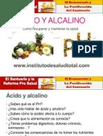 Acido o Alcalino PPT