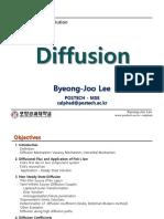 Micro Diffusion